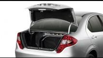 Garagem CARPLACE: Espaço interno e ergonomia do JAC J3 Turin