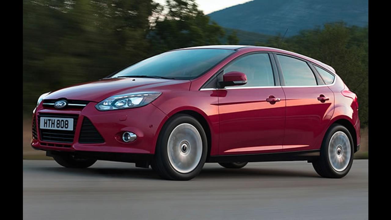 Nova geração do Ford Focus começa a ser produzida na Rússia