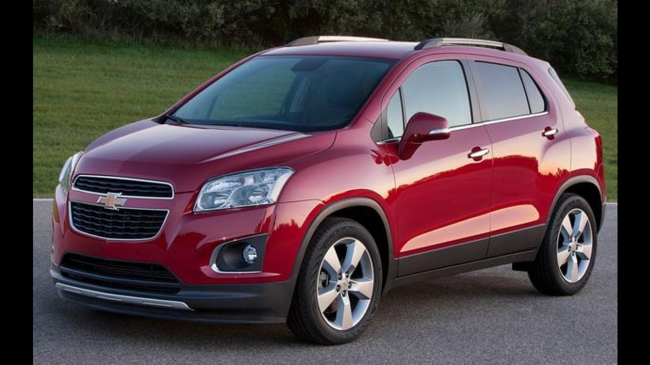 GM anuncia saída da Chevrolet do mercado europeu a partir de 2016