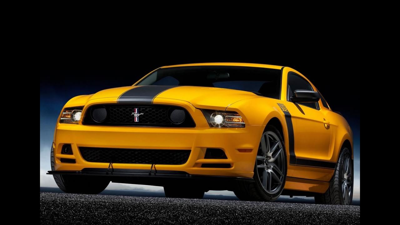 Nova geração do Mustang terá motor 2.3 EcoBoost na Europa