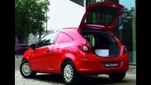 Vauxhall Corsa faz sucesso no Reino Unido como... furgão