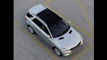 Novo Mercedes-Benz ML chega ao Brasil em versão única e preço sugerido de R$ 335.000