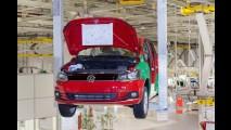 Volkswagen comemora 100 mil unidades produzidas do novo Fox