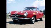 Alfa Romeo Giulia, le foto storiche
