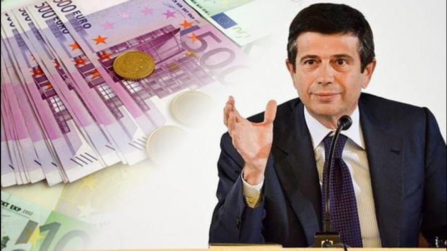 Il ministro Lupi chiede lo 0,3% annuo del PIL per le infrastrutture