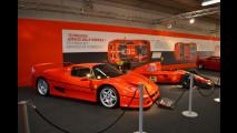 Ferrari ad Auto e Moto d'Epoca 2013