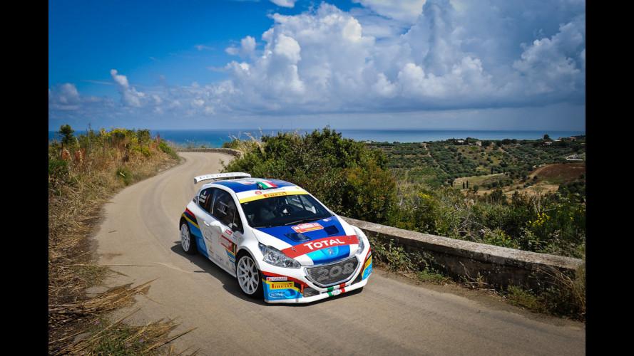 Il CIR sbarca in Sicilia per la Targa Florio