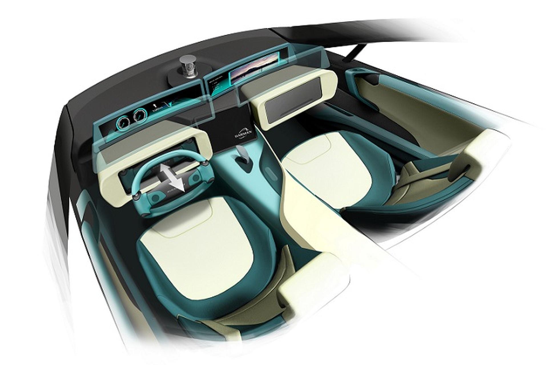 Rinspeed Builds First Autonomous Hybrid Sportscar