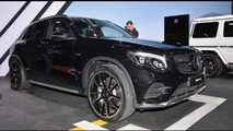 Mercedes-AMG GLC43 live in New York