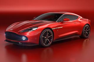 Zagato Gave the Aston Martin Vanquish an Italian Makeover
