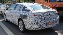 2017 Opel Insignia spy shot