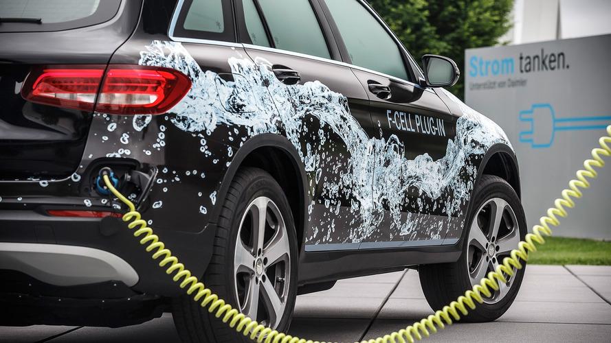 Daimler, PHEV formülünü yakıt hücrelerine tercih etti