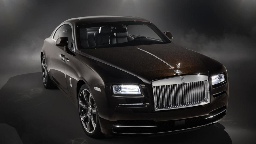 Rolls-Royce introduces the exclusive Wraith Inspired by Music