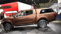 Nissan at 2015 IAA