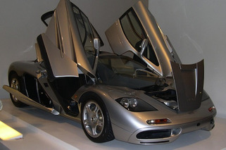 McLaren F1: A Legend of Motorization