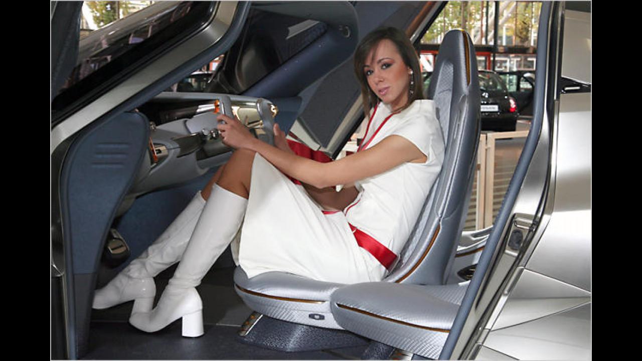 Darf man mit diesen Absätzen Auto fahren?