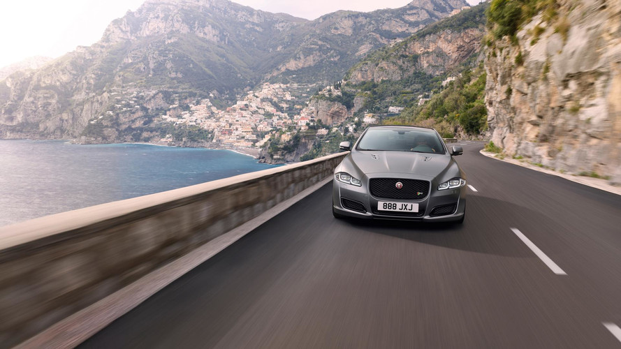 New Jaguar XJR575