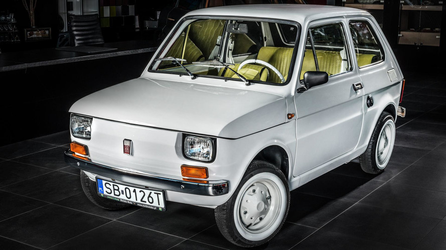 Polish-Made Fiat 126p Turned Into Dream Car For Actor Tom Hanks