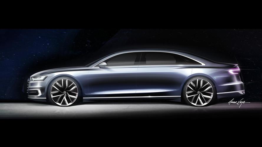 Audi S8 ve S8 E-Tron Porsche Panamera motorlarıyla mı gelecek?