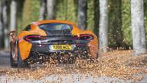 McLaren ve Pirelli, Sports Series kış lastiği