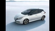 Nuova Nissan Leaf