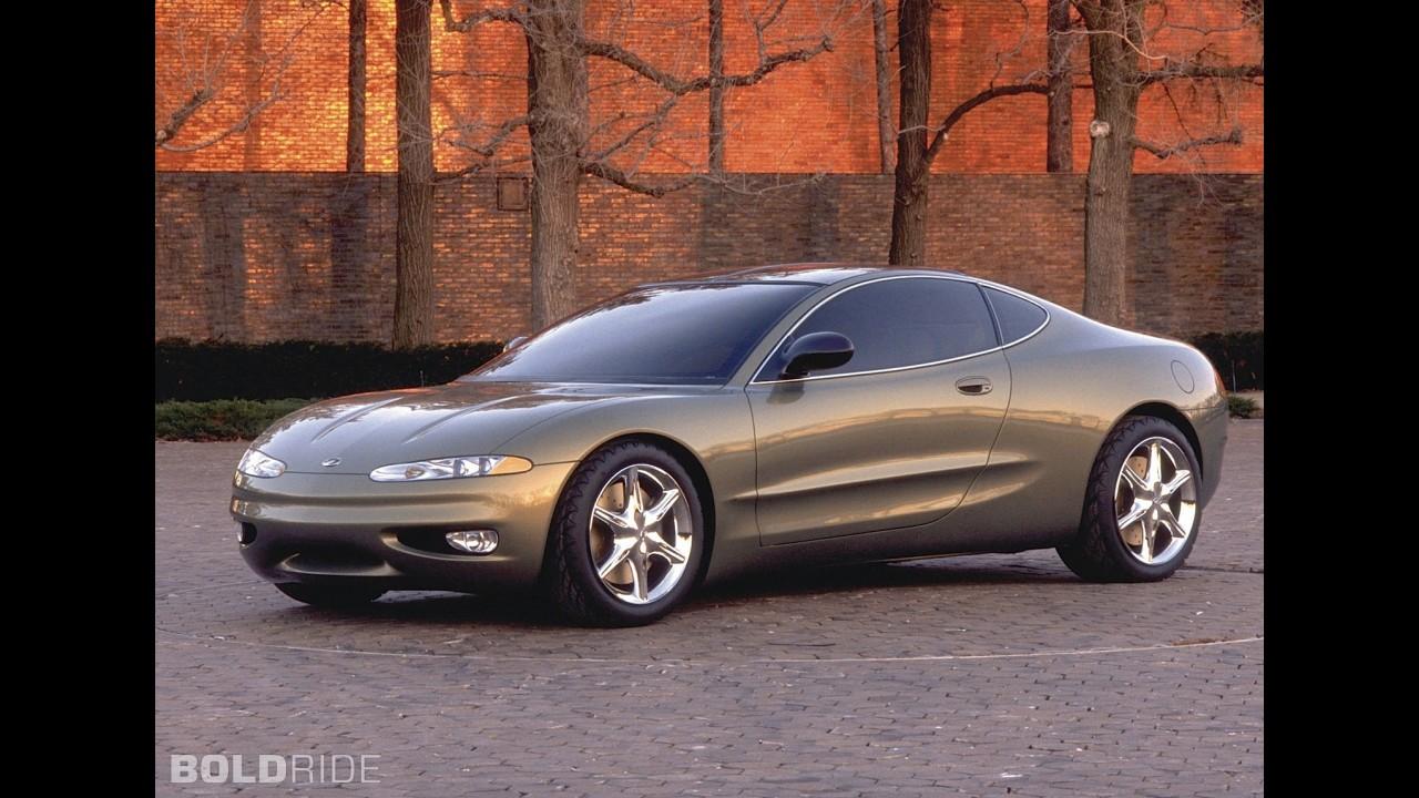 Oldsmobile Alero Concept