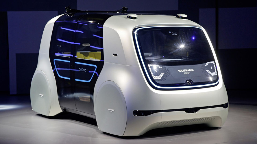 VW Aims To Deploy Fully Autonomous EVs As Early As 2021