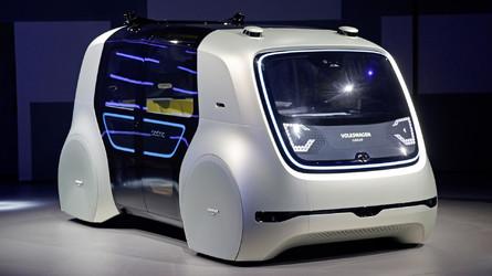 Volkswagen 2021'de tam otonom araçlar istiyor