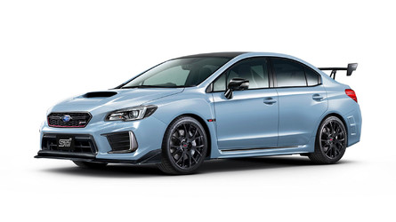 Subaru S208 Unveiled As Hardcore WRX STI With More Power