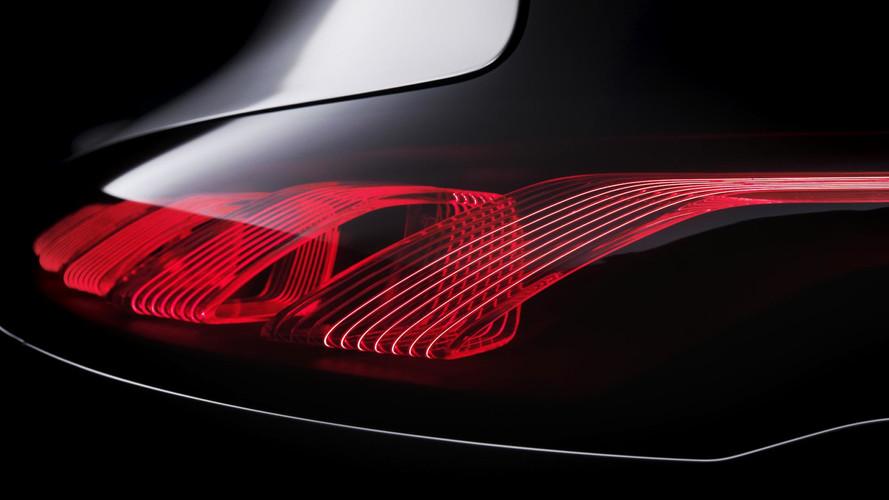 Mercedes Concept EQ A More Design Details Revealed In New Teaser