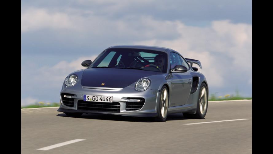 Porsche 911 GT2 RS: record alla Pikes Peak