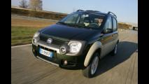 Fiat Sedici e Fiat Panda Cross: due considerazioni