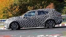 2019 Toyota Prius V Spy Photos