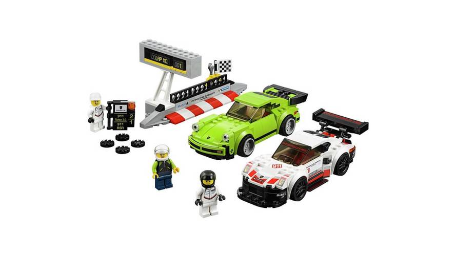 el ford fiesta wrc se une a la colecci n lego speed champions 2018. Black Bedroom Furniture Sets. Home Design Ideas