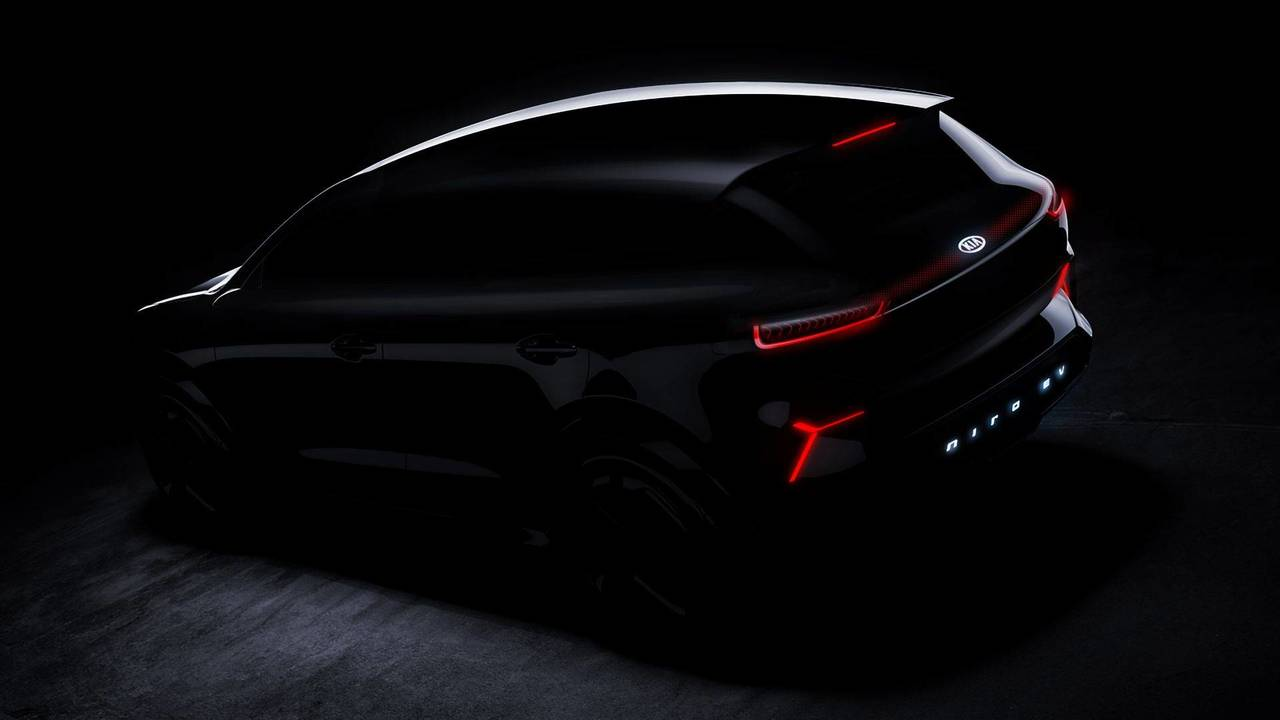 Kia All-Electric Concept Car