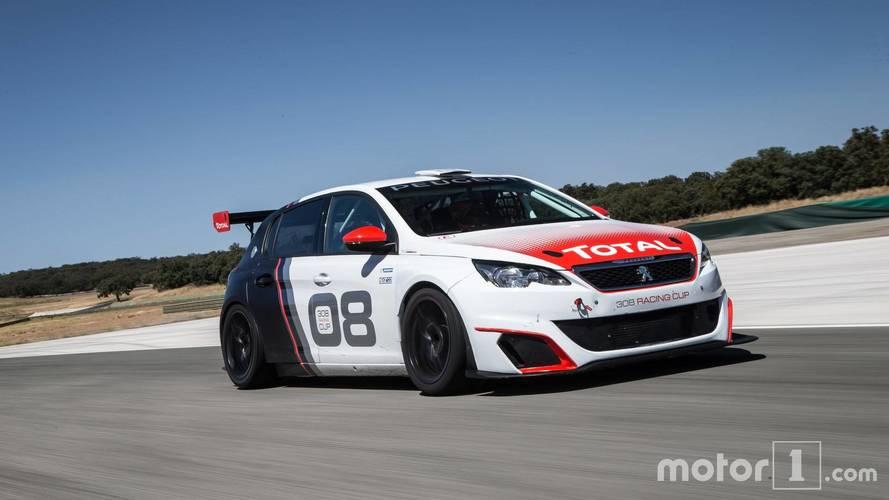 Essai Peugeot 308 Racing Cup - Prime à l'efficacité
