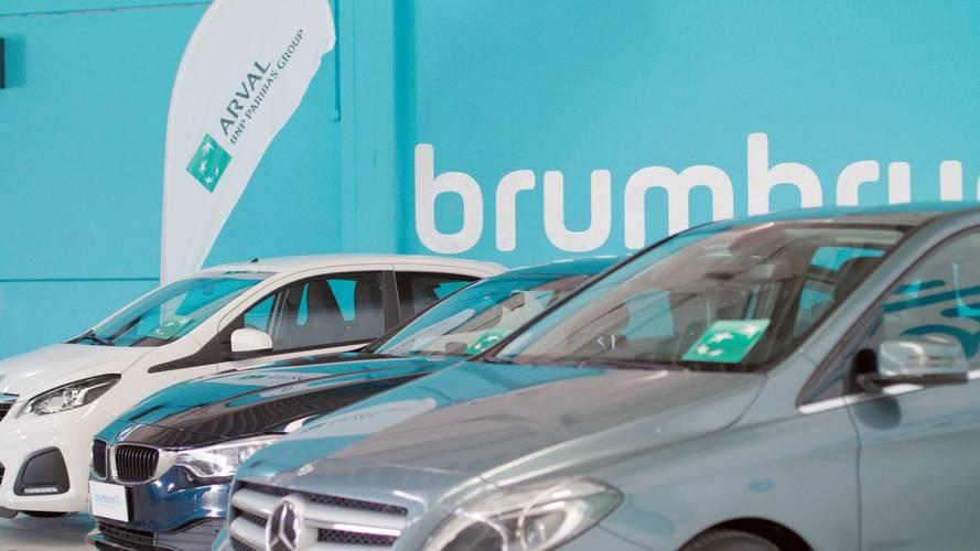 Brumbrum, 3 anni di garanzia per le auto usate Arval