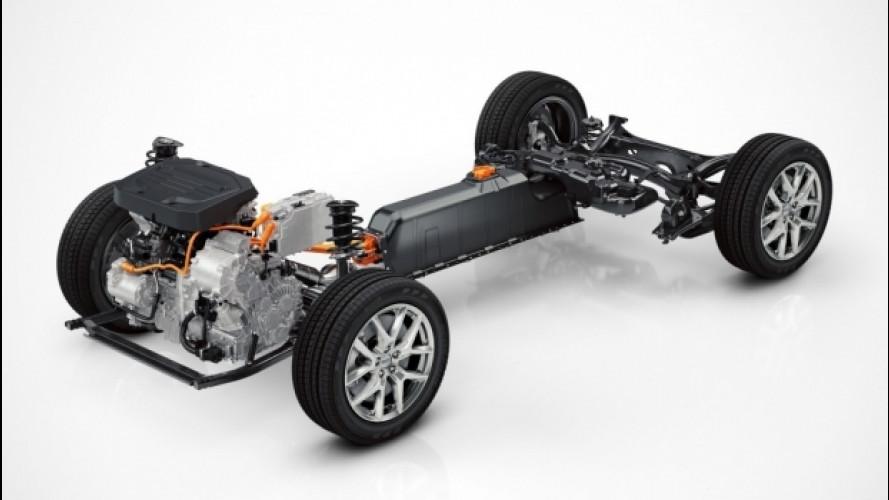 Lynk & Co, le piattaforme saranno Volvo