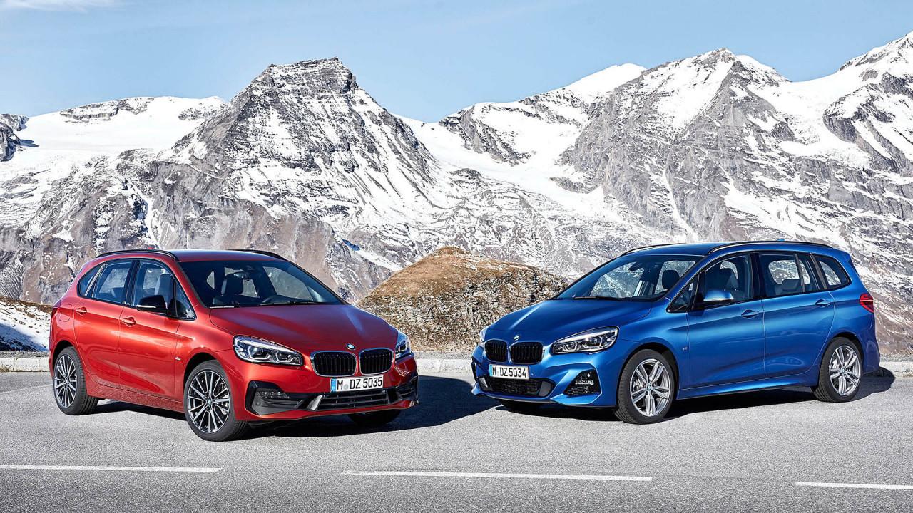 BMW 2er Active Tourer (und Gran Tourer)