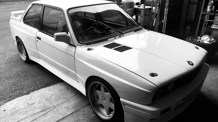 Un BMW Serie 3, con el motor de un Honda S2000, a la venta