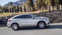 9. Mercedes-AMG GLE 63 S Coupe – 4.2másodperc