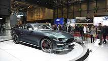 Ford Mustang Bullitt (Euro Spec) - 2018 Cenevre Otomobil Fuarı