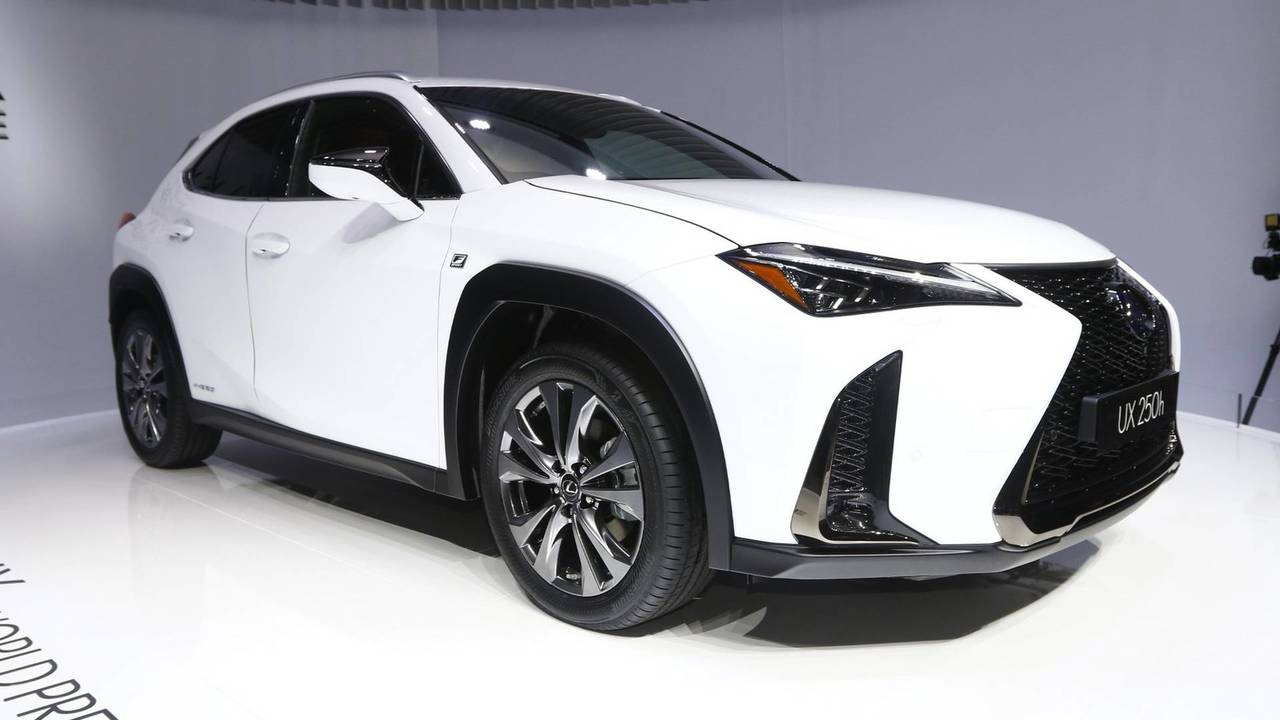 Lexus UX Lands In Geneva With Bold Design, New Platform