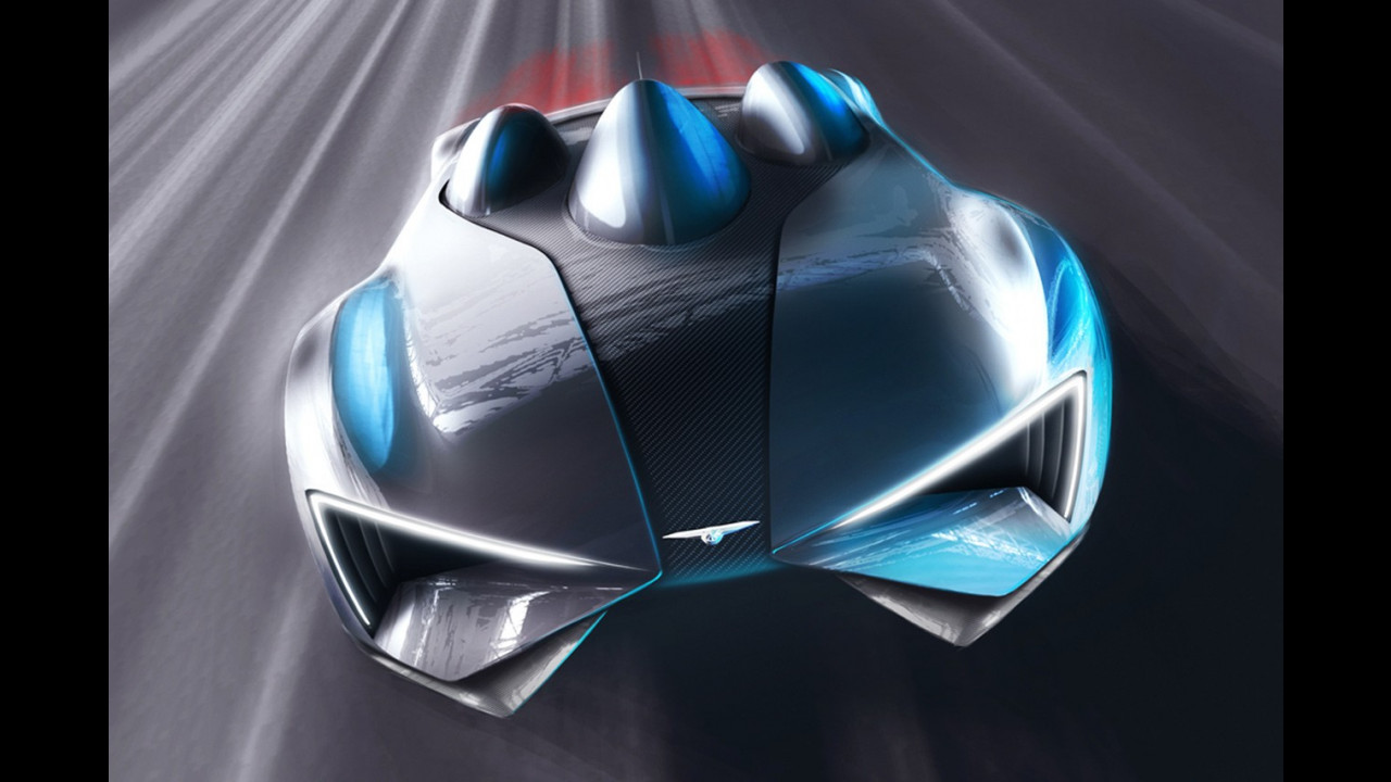 Techrules GT96, i teaser