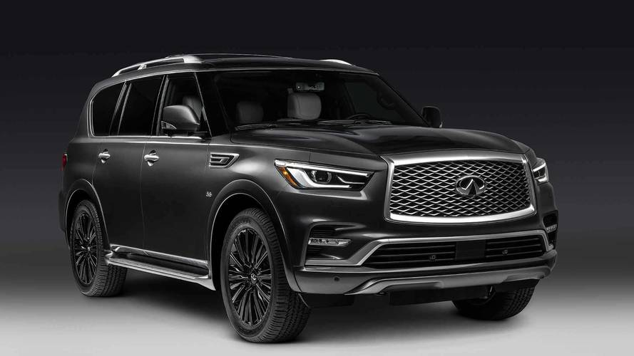Infiniti Qx60 For Sale >> 2019 Infiniti QX60 And QX80 Limited Editions Arrive In Style