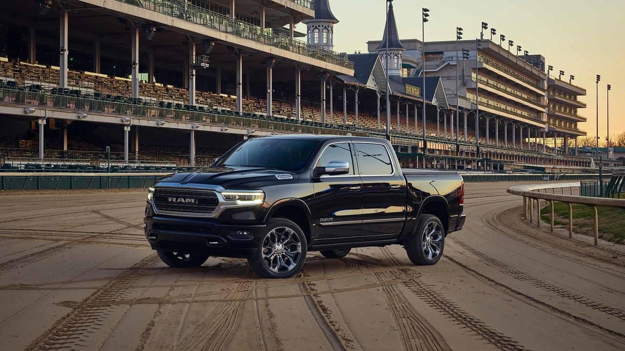 2019 Ram 1500 Kentucky Derby Edition