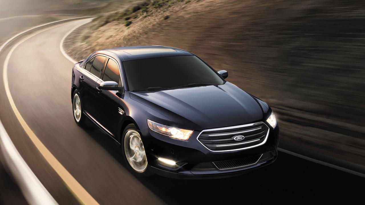 5. 2017 Ford Taurus: $6,700 Rebate