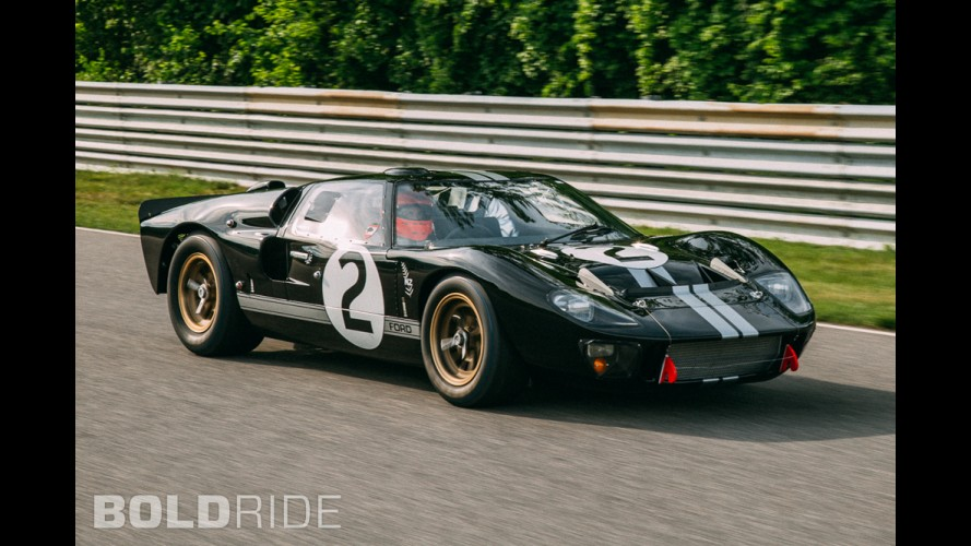 Ford GT40 Chassis P/1046