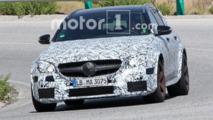 Mercedes-AMG E63 Black Series Estate casus fotoğrafları