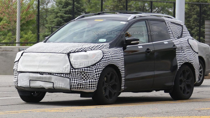 Ford to show updated Kuga & Euro-spec Edge in Frankfurt